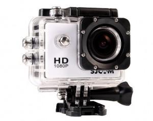 фото Экшн камера SJCam SJ4000 (белый) #4