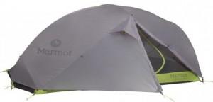 Палатка Marmot Force UL 2P steel-green lime (MRT 27340.1405)