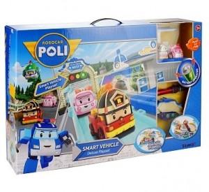 фото Мегатрек Silverlit 'Robocar Poli' 83283 (2 умные машинки в комплекте) #2