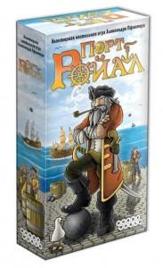 Настольная игра 'Порт Ройал'