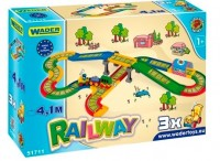 Железная дорога Wader 'Kid Cars' (4,1 м) (51711)