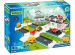 3D - набор 'Аеропорт' Wader 'Kid Cars' (53350)