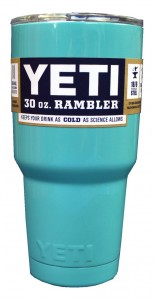 Подарок Чашка Yeti Rambler Tumbler 890 мл (голубая)