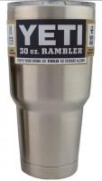 Подарок Чашка Yeti Rambler Tumbler 890 мл (стальной)