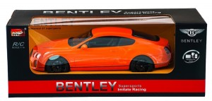 фото Машинка на радиоуправлении Meizhi 'Bentley Coupe'. Лицензия (MZ-2048o) #8