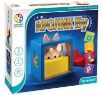 Настільна гра Smart Games 'Кролик Бу' (SG 037 UKR)