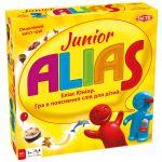 Настільна гра Tactic 'Еліас Юніор' (Alias Junior) (54337)