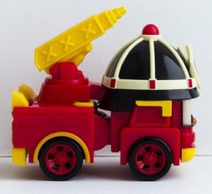 фото Металлическая машинка Silverlit 'Robocar Poli' Рой, 6 см (83161) #4