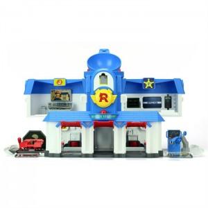 фото Штаб квартира Silverlit 'Robocar Poli' 83304 (с фигуркой Джин) #2