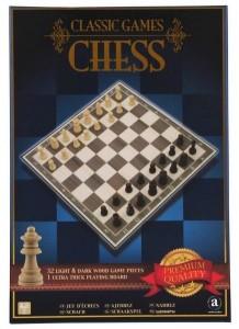 Классические игры 'Деревянные шахматы' Merchant Ambassador (ST001)