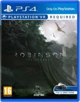 игра Robinson: The Journey PS4