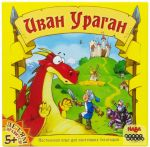 Настольная игра Hobby World 'Иван Ураган' (1619)