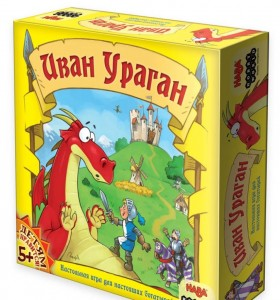 фото Настольная игра Hobby World 'Иван Ураган' (1619) #6