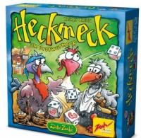 Настольная игра Zoch Verlag 'Хекмек или как заморить червячка' (252001)