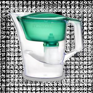 Подарок Фильтр-кувшин 'Твист' зеленый