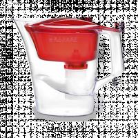 Подарок Фильтр-кувшин 'Твист' красный