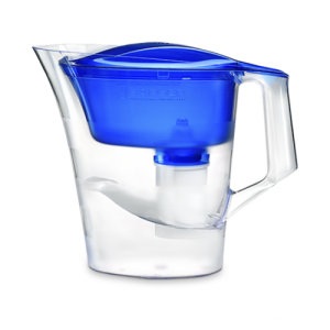 Подарок Фильтр-кувшин 'Твист' синий