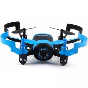 фото Квадрокоптер JXD 512W 90мм WiFi камера (синий) (45097) #6