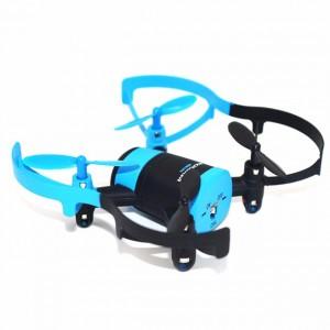 фото Квадрокоптер JXD 512W 90мм WiFi камера (синий) (45097) #4