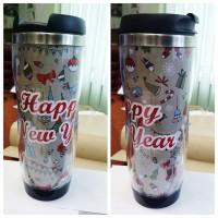 Подарок Термокружка 'Happy New Year'