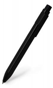 Ручка шариковая Moleskine Writing 1 мм черная (EW41BA10)