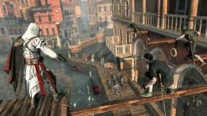скриншот Assassin's Creed The Ezio Collection PS4 -  Assassin's Creed: Эцио Аудиторе. Коллекция - Русская версия #8