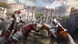 скриншот Assassin's Creed The Ezio Collection PS4 -  Assassin's Creed: Эцио Аудиторе. Коллекция - Русская версия #4