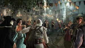 скриншот Assassin's Creed The Ezio Collection PS4 -  Assassin's Creed: Эцио Аудиторе. Коллекция - Русская версия #5