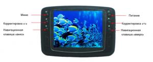 фото Подводная видеокамера для рыбалки Ranger 'Underwater Fishing Camera' (UF 2303) (RA 8801) #5