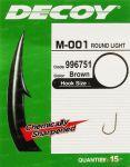 Крючок Decoy M-001 Round light 16 (15620505)