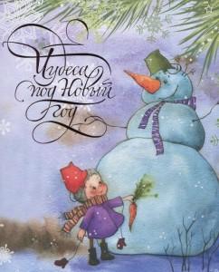Книга Чудеса под Новый год