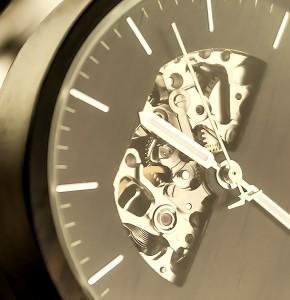 фото Деревянные часы Galtree 'Cronus' #5