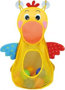 Игрушки для купания K's Kids 'Голодный пеликан с шариками' (10692)