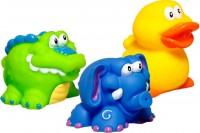 Игрушки для купания Nuby Забавный зоопарк (6022)
