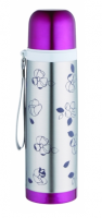 Термос Con Brio 0.35 л малиновый (СВ-317малин)