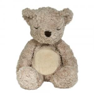 Мягкая звуковая игрушка-ночник Cloud B 'Мишка Тедди' (7404-ZZ)