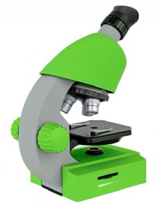 Микроскоп Bresser Junior 40x-640x Green (923040)