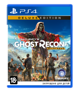игра Tom Clancy's Ghost Recon: Wildlands. Deluxe Edition PS4 - Русская версия