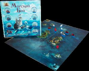 фото Настольная игра Bombat Game 'Морской бой' (12353) #5