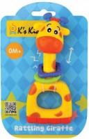Погремушка K's Kids 'Жираф'
