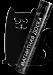 Подарок Магнитная доска для мела Pasportu 'Кот Ашот' в подарочном тубусе (188-871274)