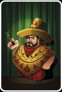 фото Настольная игра Bombat Game 'Зеленый мексиканец' (4528D) #3