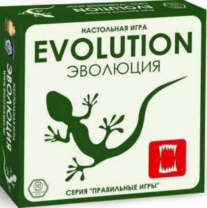 Настольная научно-популярная игра 'Эволюция' (13-01-01)