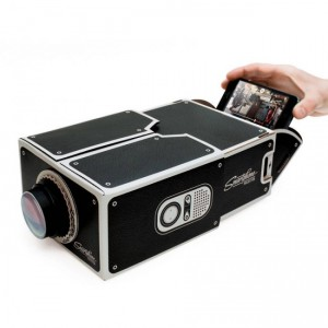 фото Проектор для смартфона Smartphone Projector Luckies (LUKPRO) #6