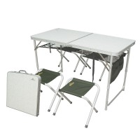 Стол GC c 4 стульями (7334607)