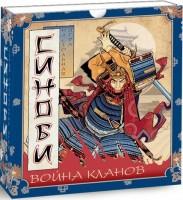 Настольная игра 'Синоби. Война кланов' (21-01-01)