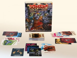 фото Настольная игра Правильные игры 'Зомби! Спасайся кто может!' (18-01-01) #8