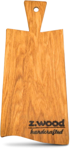 Разделочная доска Z.WOOD 18 х 27 см (8669)