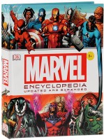 Книга Marvel Encyclopedia. The Definitive Guide to the Characters of the Marvel Universe