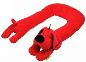 Игрушка-подушка K's Kids 'Патрик' на плечи
